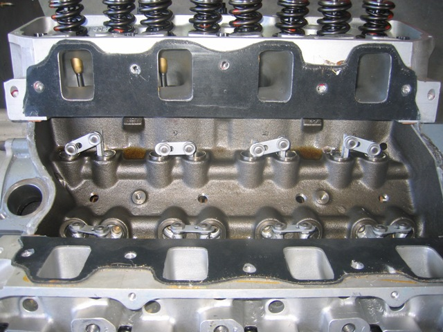 ARAO 32 valve OHV heads - Bob Is The Oil Guy