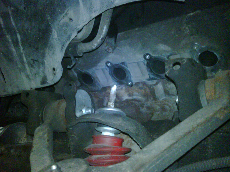 Leaking exhaust manifold - Bob Is The Oil Guy